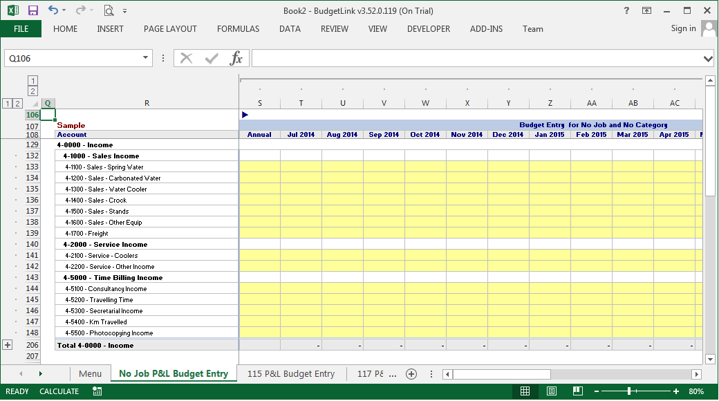 Delegate Budgeting to the Appropriate Managers using Budget