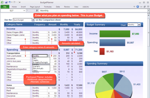 10 Free Budget Spreadsheets For Excel Savvy Ssb Setu | Golagoon
