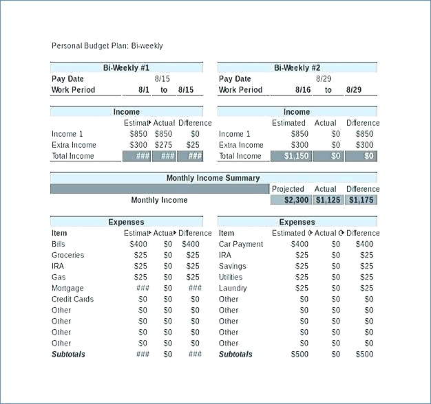 hoa budget template   Sazak.mouldings.co