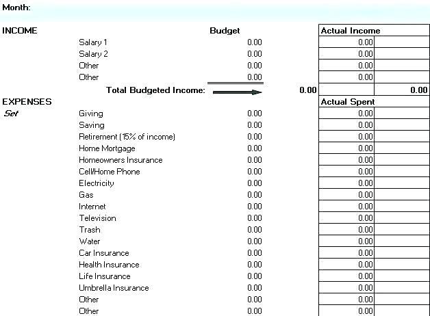 Sample Hr Budget Template Department Budget Template Excel Fire