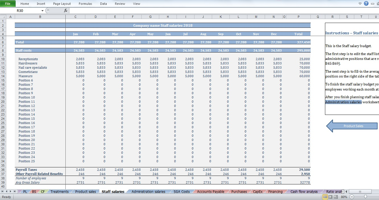 Fresh Free Business Casete Aguakatedigitaltes Spreadsheet Example