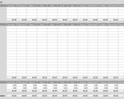 Personal Budget Template — LibreOffice Extensions and Templates