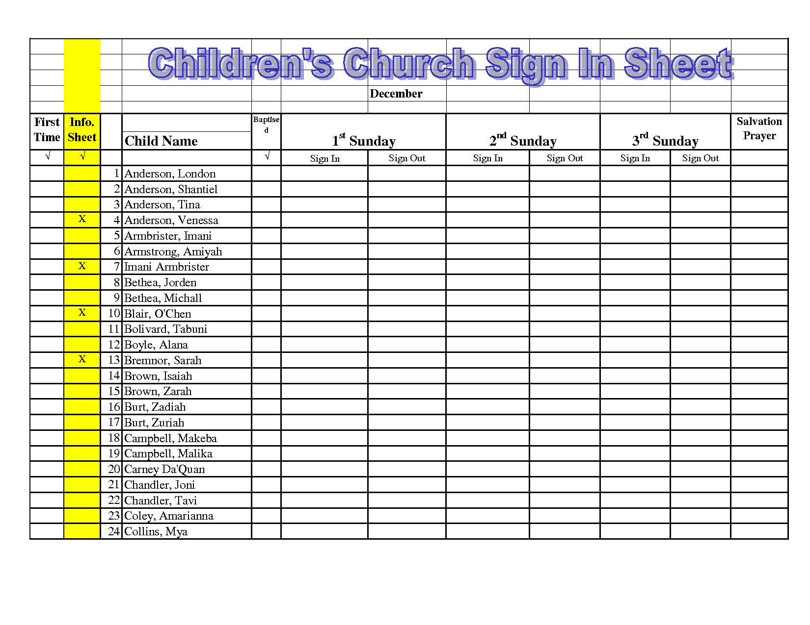 15+ Church Budget Templates   Docs, Excel, PDF | Free & Premium
