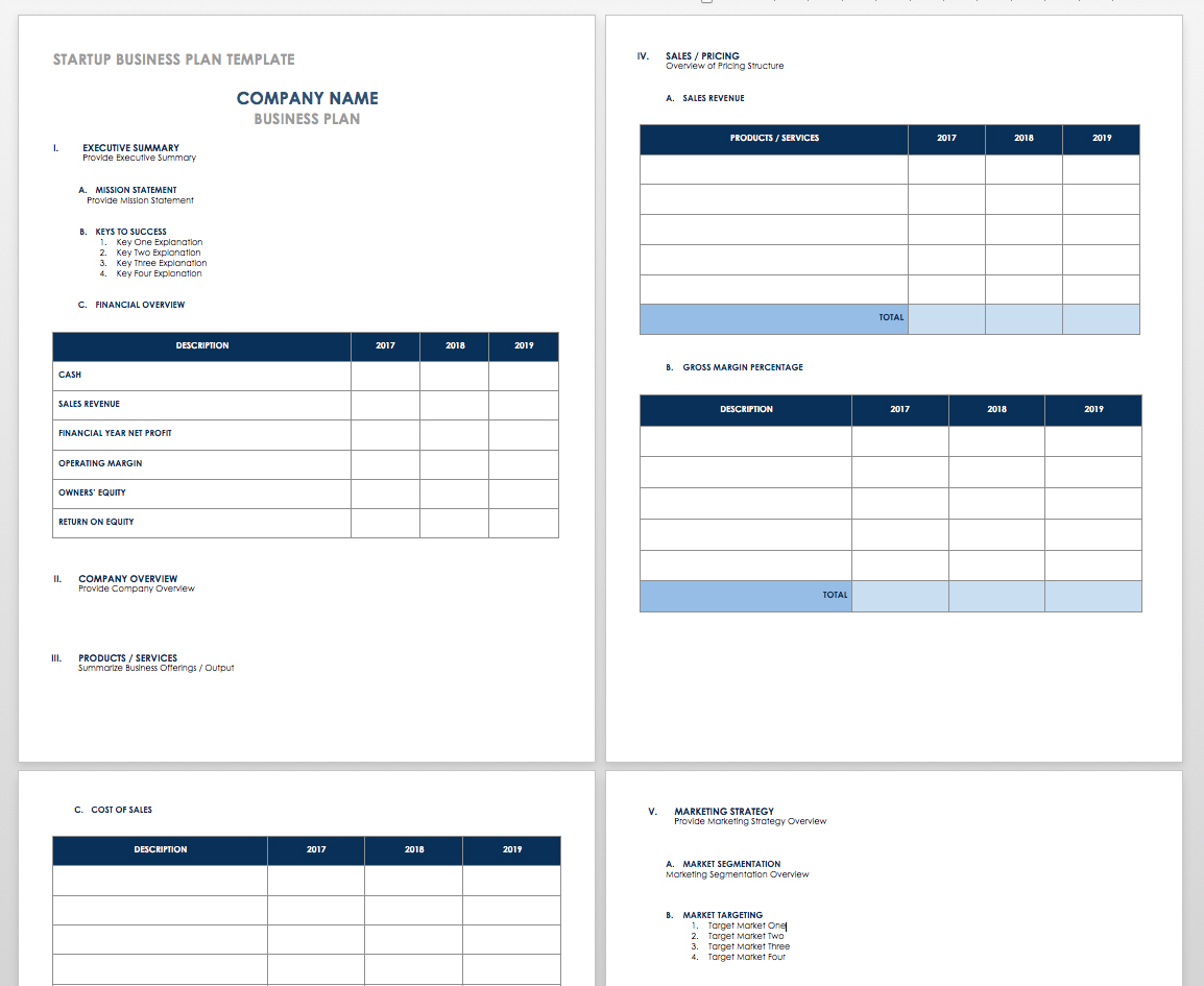 Restaurant Startup & Feasibility Model (Tableservice version)