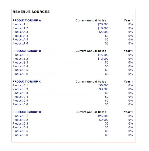 Free excel hotel revenue flash forecast and budget spreadsheet