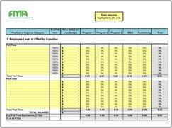 non profit organization budget template   Monza.berglauf verband.com