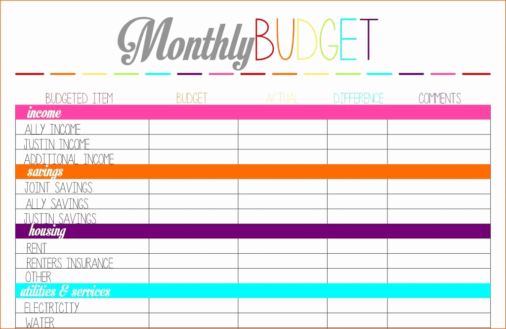 A Beginner's Guide to Making a Budget (for People Who Can't Stick