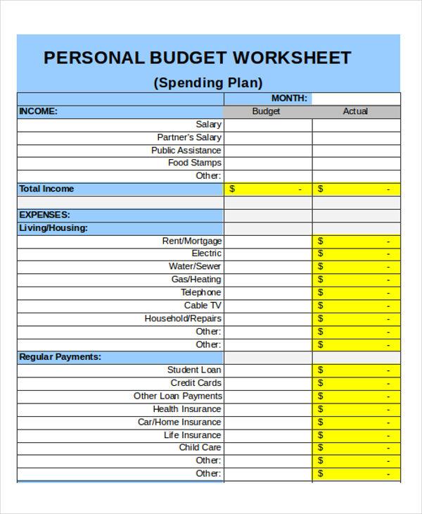 25 Budget Templates in Excel | Free & Premium Templates