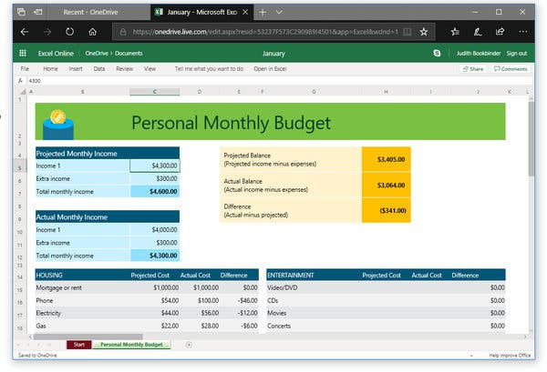 The Easy (and Free) Way to Make a Budget Spreadsheet   The New