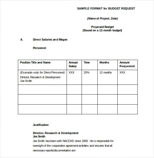 11+ IT Budget Template   Free Sample, Example, Format Download