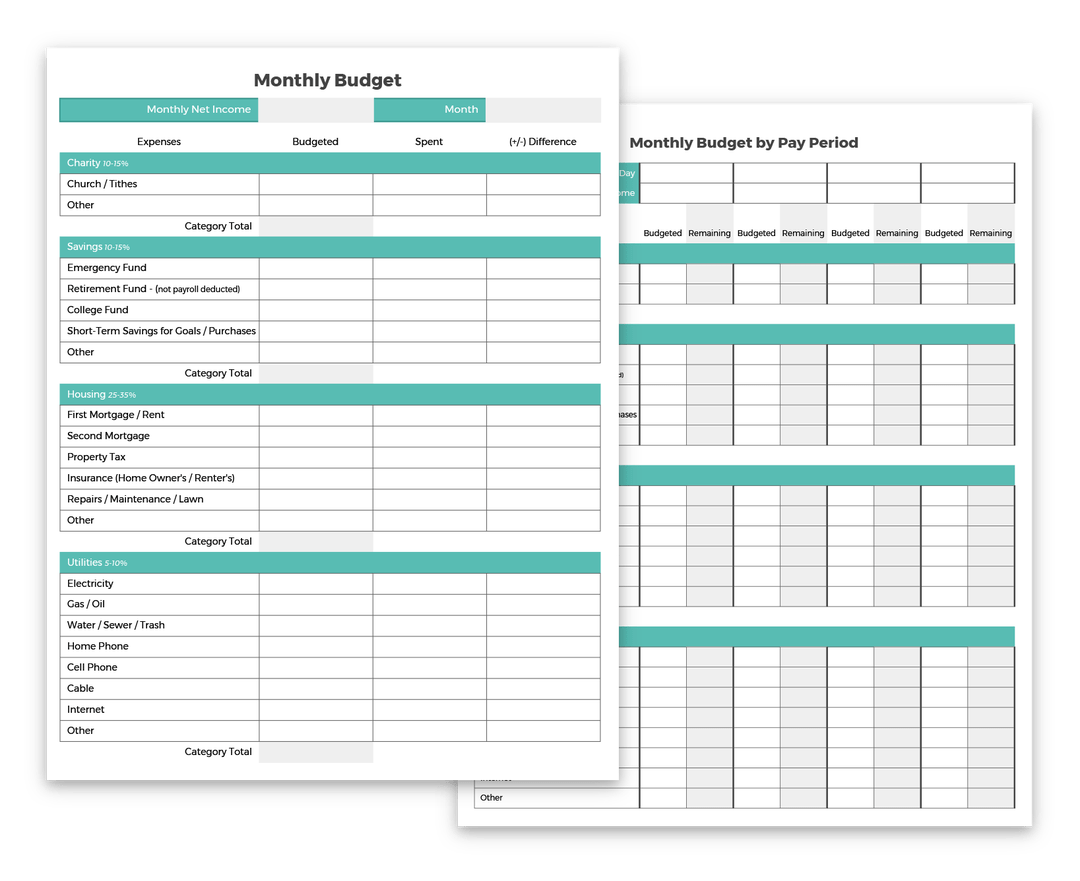 029 Zero Budget Template Forms2w1080ssl1 Plan Incredible Templates